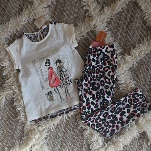 NWT Gymboree matching outfit